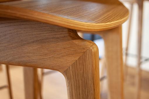 chaise en bois, meuble en bois